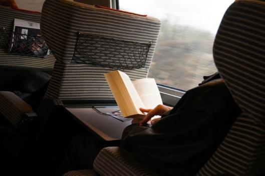TGV to Paris
