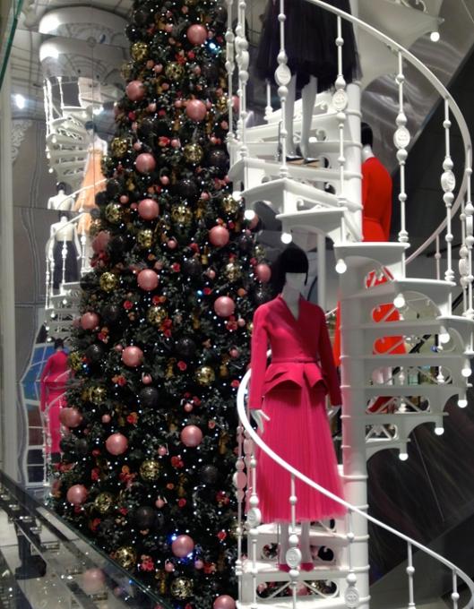 Dior at Le Printemps