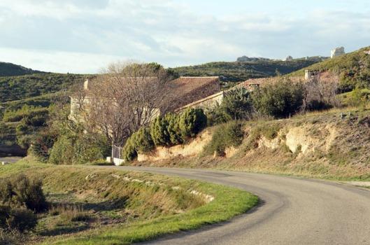 road to Eygalières