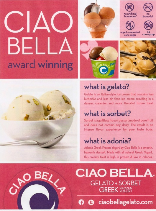 ciao bella ice cream 2