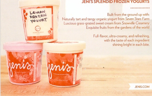 Jeni frozen yogurt 2