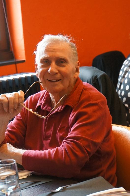 Grandpa Raymond
